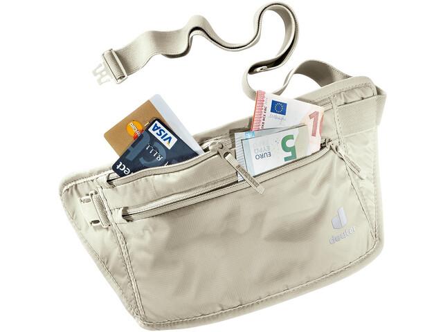 deuter Security Money Belt II, beige
